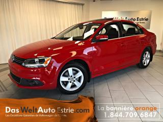 Used 2014 Volkswagen Jetta 2.0 TDI Comfortline, Automatique Tres Bas Kilo! for sale in Sherbrooke, QC