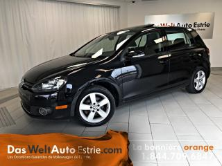 Used 2013 Volkswagen Golf 2.0 TDI Comfort, Gr. Électrique, A/C, Automatique for sale in Sherbrooke, QC