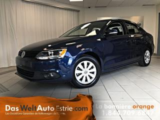 Used 2014 Volkswagen Jetta 2.0 TDI Comfort, Gr. Électrique, A/C, Automatique for sale in Sherbrooke, QC