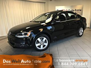Used 2014 Volkswagen Jetta 2.0 TDI Comfortline, Manuel Tres Bas Kilo! for sale in Sherbrooke, QC