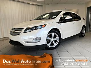 Used 2014 Chevrolet Volt Cuir, Gr. Électrique, A/C, Automatique for sale in Sherbrooke, QC