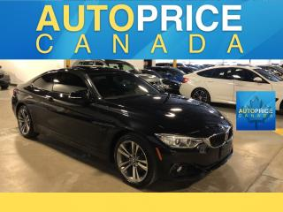 Used 2016 BMW 428i i xDrive HEADS UP DISPLAY|NAVIGATION|MOONROOF for sale in Mississauga, ON
