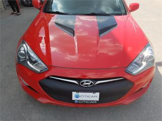 Used 2013 Hyundai Genesis Coupe for sale in Winnipeg, MB