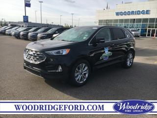 Used 2019 Ford Edge Titanium for sale in Calgary, AB