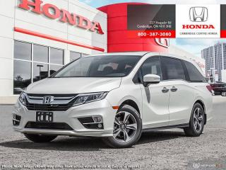 New 2019 Honda Odyssey EX-L NAVI for sale in Cambridge, ON