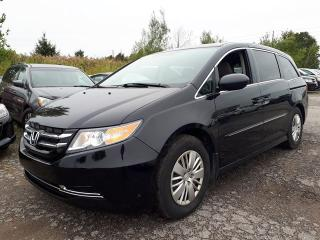 Used 2016 Honda Odyssey LX for sale in Pickering, ON
