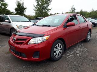 Used 2012 Toyota Corolla Clean Title for sale in Pickering, ON