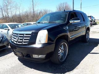 Used 2007 Cadillac Escalade for sale in Pickering, ON