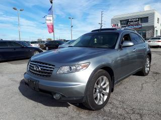Used 2004 Infiniti FX35 Low KM for sale in Pickering, ON