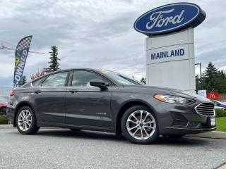 Used 2019 Ford Fusion Hybrid SE 550A for sale in Surrey, BC