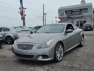 Used 2008 Infiniti G37 Coupe S for sale in Pickering, ON