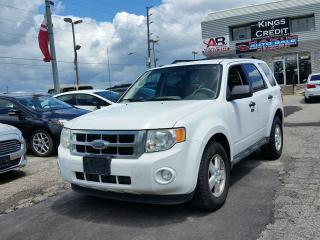 Used 2009 Ford Escape XLT  4wd  Accident Free for sale in Pickering, ON