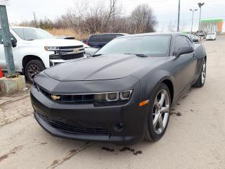 Used 2014 Chevrolet Camaro 1LT for sale in Pickering, ON