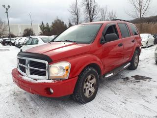 Used 2005 Dodge Durango SLT for sale in Pickering, ON