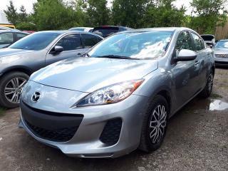 Used 2012 Mazda MAZDA3 GS for sale in Pickering, ON