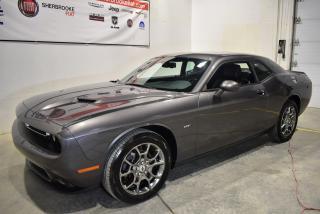 Used 2017 Dodge Challenger GT+Navigation+Google/Apple+basKM for sale in Sherbrooke, QC