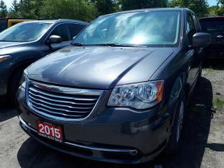 Used 2015 Chrysler Town & Country TOURING for sale in Pickering, ON