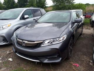Used 2017 Honda Accord Cpe EX / Clean Title for sale in Pickering, ON