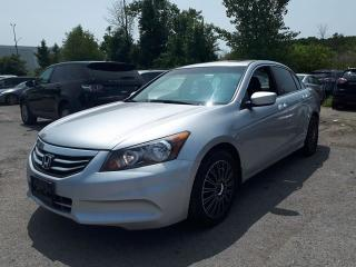 Used 2011 Honda Accord Sdn EX- for sale in Pickering, ON