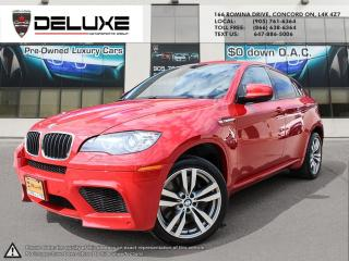 Used 2011 BMW X6 M BMW X6M 4.4L 6 MONTHS WARRANTY 12000KILOMETERS INCLUDED 32-valve twin-turbocharged V8 engine $0 Dow for sale in Concord, ON