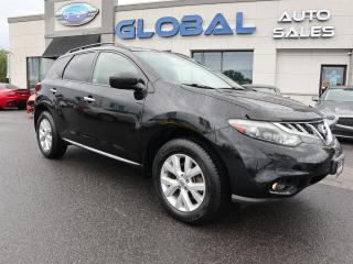 Used 2012 Nissan Murano SL AWD LEATHER PANOR. ROOF . for sale in Ottawa, ON