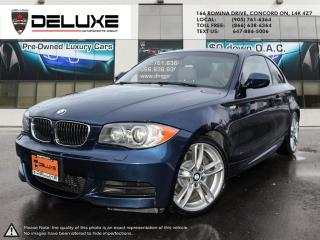 Used 2011 BMW 1 Series 135 i BMW 135 M sport 6 Spd $0 Down OAC for sale in Concord, ON