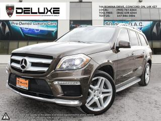 Used 2013 Mercedes-Benz GL-Class GL350 AMG PKG  Bang & Olufsen $0 Down OAC for sale in Concord, ON