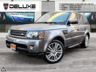 Used 2011 Land Rover Range Rover Sport HSE Range Rover Land Rover Sport 5.0L V8 $0 Down OAC for sale in Concord, ON
