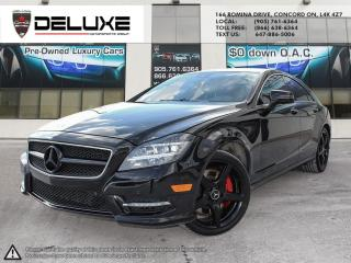 Used 2013 Mercedes-Benz CLS-Class CLS 550 ///AMG PKG 4Matic Navigation $0 Down OAC for sale in Concord, ON