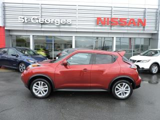 Used 2015 Nissan Juke CVT familiale 5 portes traction intégral for sale in St-Georges, QC