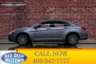 Used 2014 Chrysler 200 Limited for sale in Red Deer, AB
