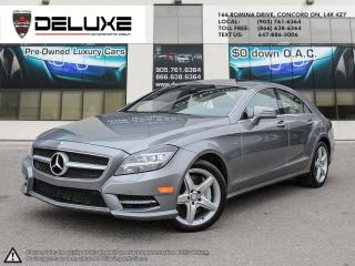 Used 2012 Mercedes-Benz CLS-Class Mercedes Benz CLS 550 ////AMG PKG AWD 4.6L bi-turbo 32-valve V8 engine, 4MATIC $0 Down OAC for sale in Concord, ON