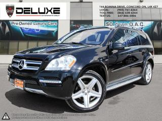Used 2012 Mercedes-Benz GL-Class Mercedes Benz GL350 //// AMG PKG AWD Blu-tech $0 Down OAC for sale in Concord, ON