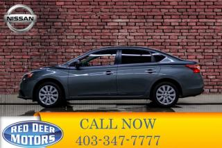 Used 2018 Nissan Sentra SV for sale in Red Deer, AB