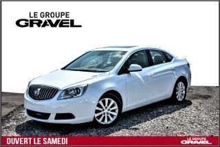 Used 2015 Buick Verano CX TOIT OUVRANT for sale in Ile-des-Soeurs, QC