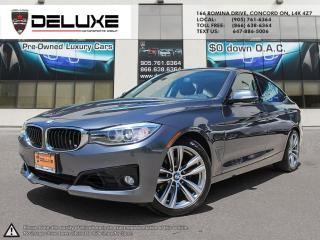 Used 2015 BMW 3 Series 328 GRAN TURISMO i xDrive 328i Xdrive GT Gran Turismo-Navigation AWD $0 Down OAC for sale in Concord, ON