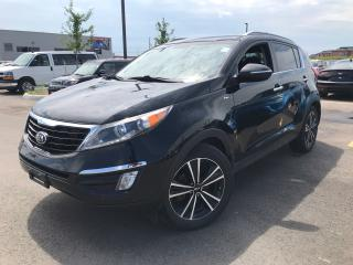 Used 2016 Kia Sportage SX AWD for sale in London, ON
