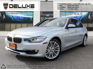 Used 2015 BMW 328 i xDrive 328xi Navigation AWD Engine: 2.0L DOHC 16-Valve 4-Cylinder Turbocharged $0 down OAC for sale in Concord, ON
