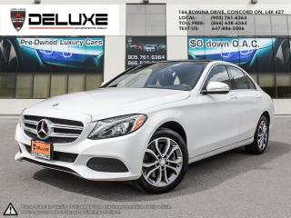 Used 2015 Mercedes-Benz C-Class Mercedes Benz C-Class C300 2.0L Turbo I4 Navigation 4Matic Pano Roof, 7-Speed Automatic 7G-TRONIC Pl for sale in Concord, ON