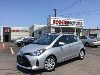Used 2016 Toyota Yaris LE - HATCH - BLUETOOTH - POWER PKG for sale in Oakville, ON