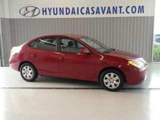 Used 2010 Hyundai Elantra Berline 4 portes, manuelle GL for sale in St-Hyacinthe, QC