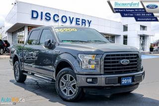 Used 2016 Ford F-150 XLT for sale in Burlington, ON
