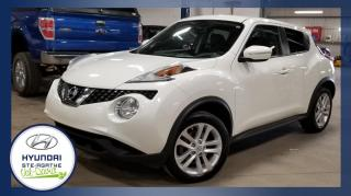 Used 2016 Nissan Juke CVT familiale 5 portes traction intégral for sale in Val-David, QC