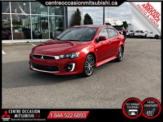 Used 2016 Mitsubishi Lancer GTS TOIT OUVRANT MAGS 18PO for sale in St-Jérôme, QC