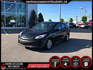 Used 2012 Mazda MAZDA3 GX SPORT AUTOMATIQUE A/C for sale in St-Jérôme, QC