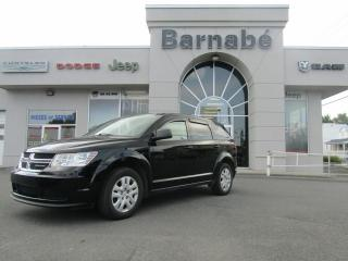 Used 2016 Dodge Journey Traction avant 4 portes groupe valeur Ca for sale in Napierville, QC