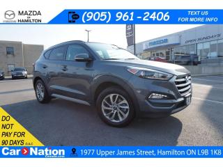 Used 2018 Hyundai Tucson SE 2.0L | AWD | PANO ROOF | LEATHER | REAR CAM for sale in Hamilton, ON