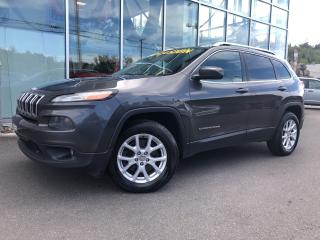 Used 2014 Jeep Cherokee NORTH 4X4 V6 62$/Sem for sale in Ste-Agathe-des-Monts, QC