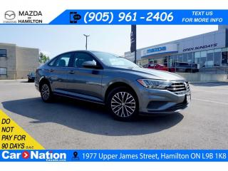 Used 2019 Volkswagen Jetta 1.4 TSI Highline 1.4 TSI HIGHLINE | SUNROOF | LEATHER | REAR CAM | for sale in Hamilton, ON