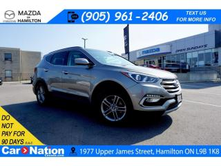 Used 2018 Hyundai Santa Fe Sport 2.4 LUXURY | NAVI | PANO ROOF | LEATHER | REAR CAM for sale in Hamilton, ON